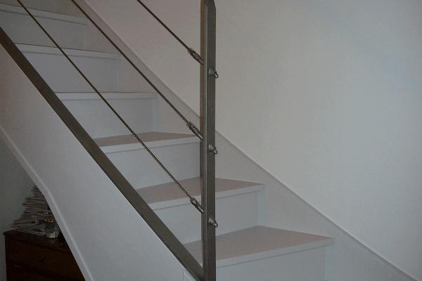 Professionnels – Peinture d'escalier
