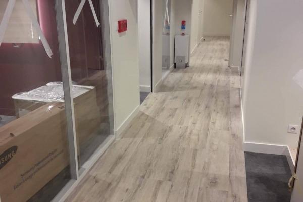 Revêtement de sol bois