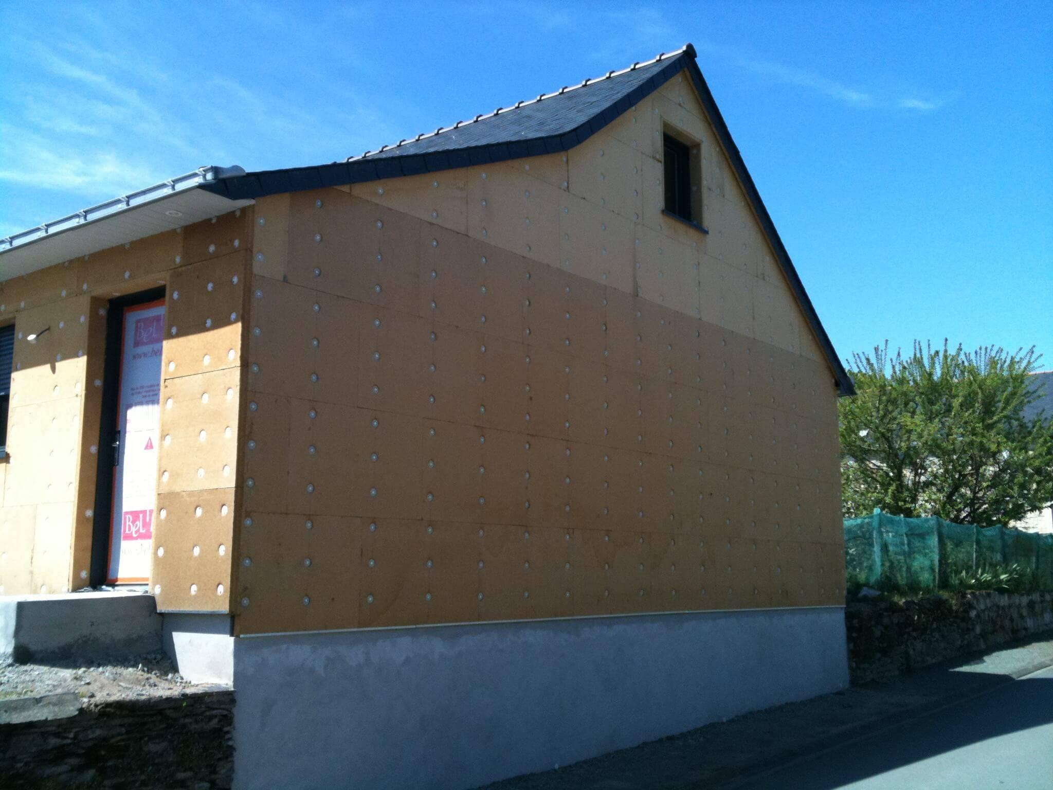 Nettoyage imperméabilité des façades Angers