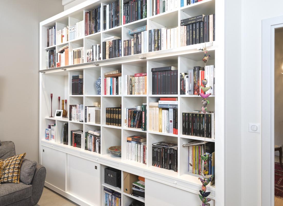 Création d'une bibliothèque
