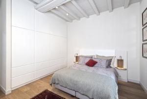 murs blanc pour agrandir les espaces